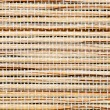 Close up of bamboo mat - Stock Photo