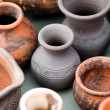 Pots background — Stock Photo #23230780