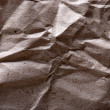 Foto Stock: Crumpled paper
