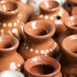 Stock Photo: Clay pots