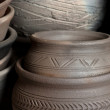 Clay pots — Stock Photo #24464597