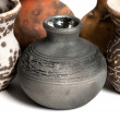 Clay pots — Stock Photo #24533385