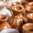 Pots background — Stock Photo #33553691
