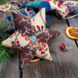 Christmas Composition — Stockfoto #37032181