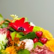 Flowers background — Stock Photo