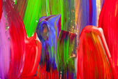 Abstract art backgrounds. Hand-painted background — Стоковое фото