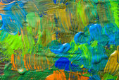 Abstract art backgrounds. Hand-painted background. SELF MADE. — Стоковое фото