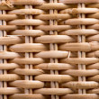Wicker texture — Stock Photo