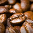 Coffee beans. Closeup — Stock Photo