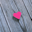 Valentines Day background with heart — Stock Photo #39462775