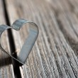 Valentines Day background with heart — Stock Photo #39462841