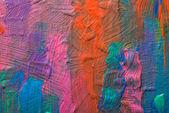 Origines de l'art abstrait. fond peint à la main. soi faite. — Photo