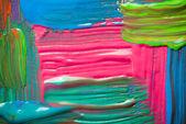 Origines de l'art abstrait. fond peint à la main — Photo
