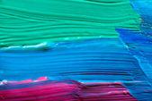 Abstrait art. fond peint à la main — Photo