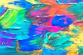 Streszczenie sztuka tło. ręcznie malowane tła — Zdjęcie stockowe