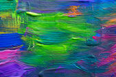 Abstract art background. Hand-painted background — Stock fotografie