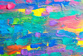 Abstract art background. Hand-painted background — Foto de Stock