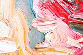 Abstrakt konst bakgrund. handmålade bakgrund — Stockfoto