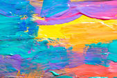 Abstract art background. Hand-painted background — Foto Stock