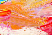 Abstract art background. Hand-painted background — Стоковое фото