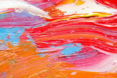 Abstracte kunst achtergrond. handgeschilderde achtergrond — Stockfoto