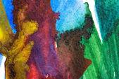 Sfondo di arte astratta. sfondo dipinto a mano — Foto Stock