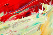Abstract art background. Hand-painted background — 图库照片