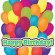 happy birthday — Stock Vector #34655011