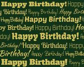 Happy Birthday — Wektor stockowy