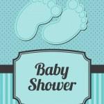 Baby Shower — Stock Vector #35456333
