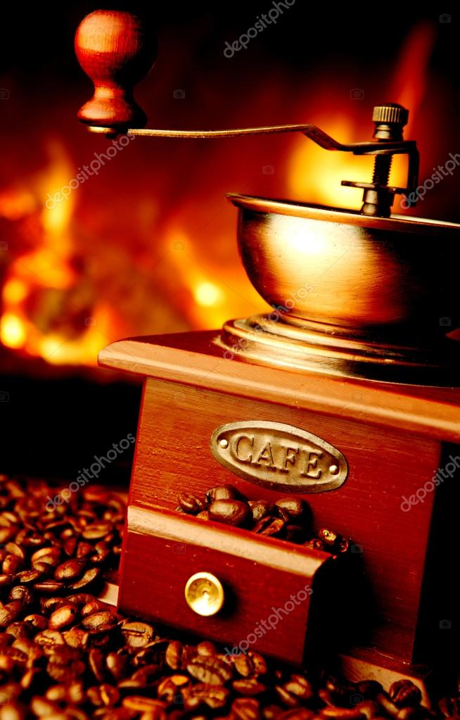 Coffee grind — Stock fotografie #14842605