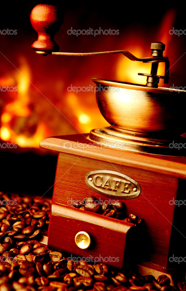 Coffee grind — Foto de Stock   #14842605