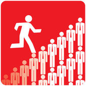 Career Set 3 — Stock Vector
