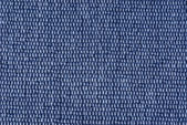 Blue fabric background — Stock Photo