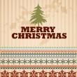 Vetorial Stock : Chrismas Card