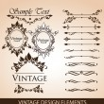 Vintage — Stock Vector #4699306