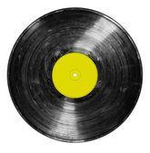 Retro music record — Stock Photo