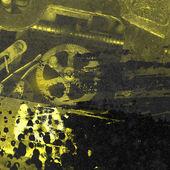 Иллюстрация фон старинные машины — Стоковое фото