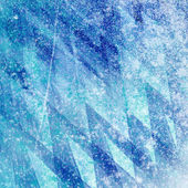 Frosty grunge background, shabby ice with texture, abstract texture of ice, frozen background, blue ice background, the background of frozen water — Stock Photo