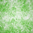 Green scratched background — Stock Photo