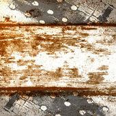 Rusty background — Stock Photo