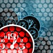 Clockworks background — Stock Photo #31361201