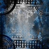 Grunge background perforation — Stock Photo