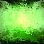Old green background with texture — Stock Photo