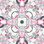Art ornamental texture. Vector background — Stock Vector