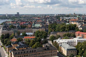 Historical architecture tower in Stockholm, Sweden — Stock Photo