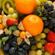 Stock Photo: Fresh sweet fruits and berrys
