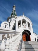 Church of St. Alexander Nevsky — Stock Photo