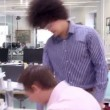 Business team working together in the office — Stock Video #44329413