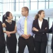 Group of business people in office — Stock Video #45479307
